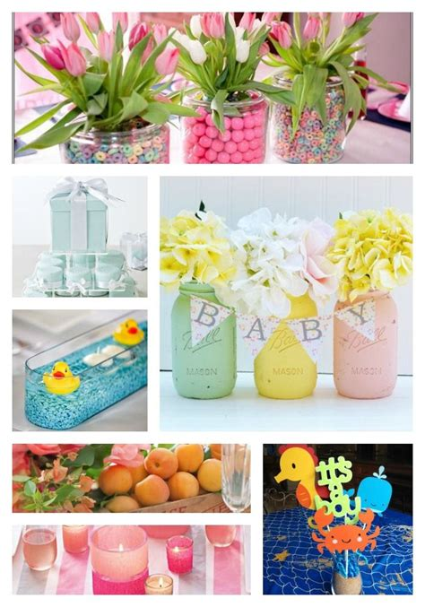 Baby Shower Diy Centerpieces by Best 25 Baby Shower Centerpieces Ideas On Boy