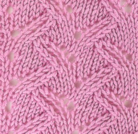 simple pattern library 1000 images about july 2013 knitting stitch patterns on