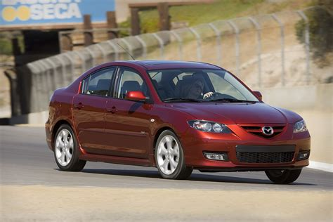 mazda 3 issues steering issues prompt mazda3 and mazda5 recall in the states