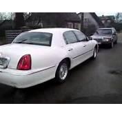 Lincoln Town Car 1999 Walkaround And Inside Tour Start Up