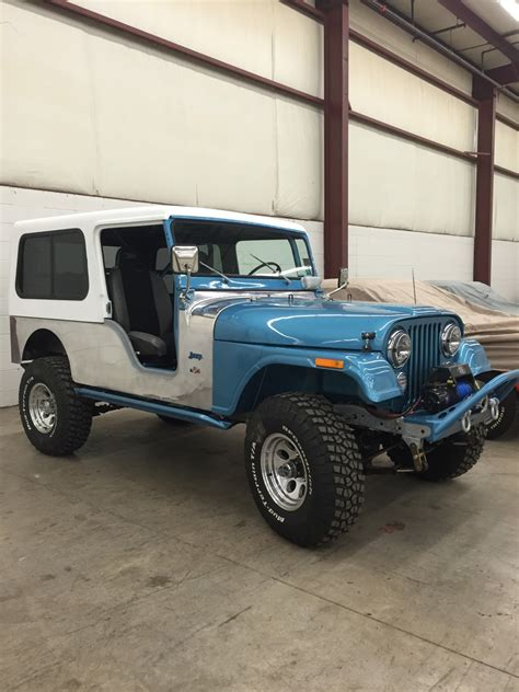 jeep scrambler hardtop rally tops quality hardtop for jeep cj6 with door inserts