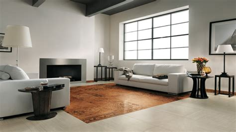 Living room floor tiles design, best tile floor for living