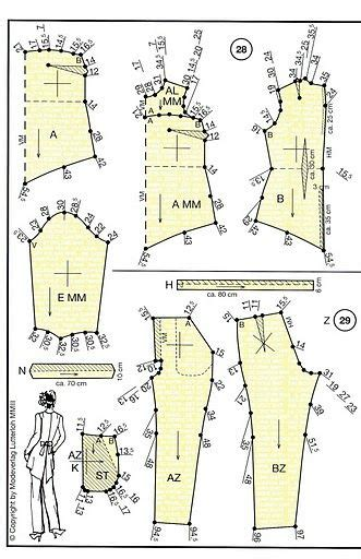 dot pattern system sewing 17 best images about lutterloh on pinterest sewing