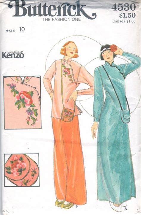 Kenzo Tunic Bd 1220 best betsey johnson patterns and 70 s styles images