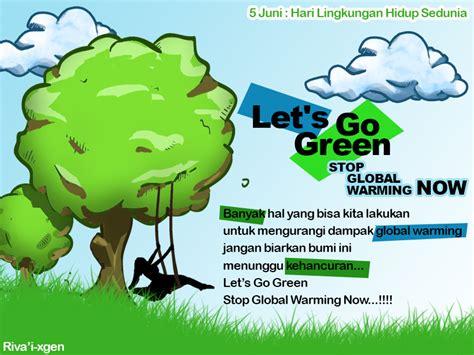 desain grafis lingkungan hari lingkungan hidup sedunia desain grafis