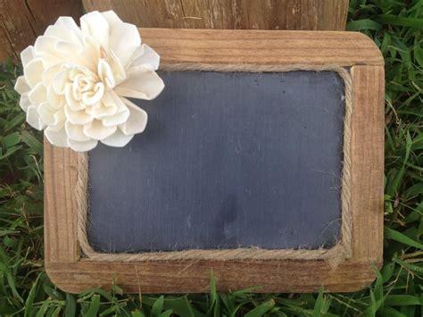 framed rustic chalkboard sign chalkboards chalkboard