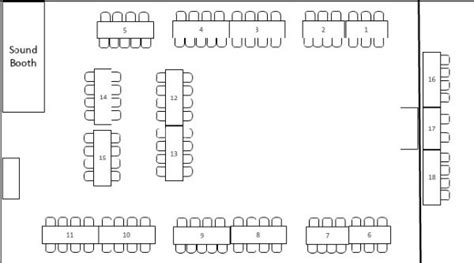 banquet layout tool creating your wedding seating chart in 5 easy steps