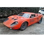Not Quite A GT40 Fiberfab Avenger V8