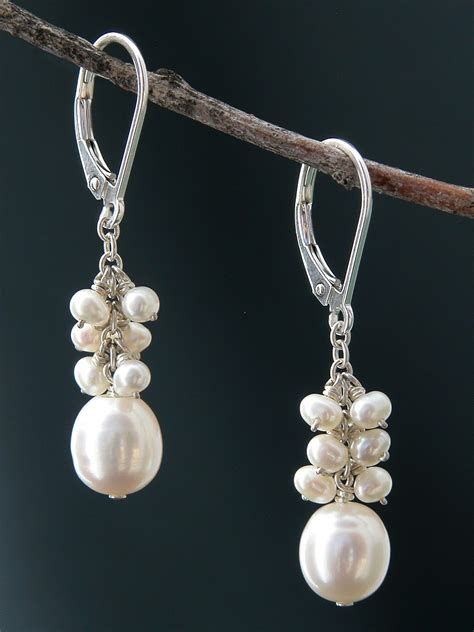 Pictures Of Handmade Earrings - handmade jewelry for your wedding day