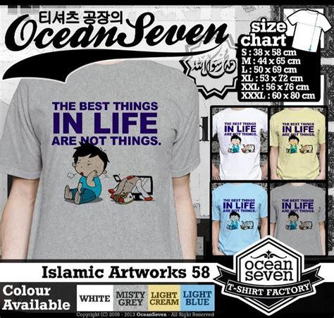 Kaos Reglan Supreme A 3335 kaos distro kartun islam islamic artworks 5 koas