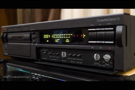 nakamichi cassette vintage audio nakamichi cassette deck 1 5