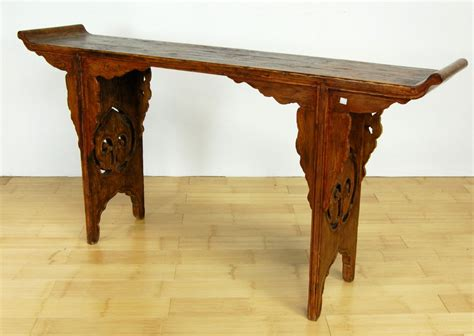 Vintage Entry Table Antique Wood Entry Table Carved Altar Side Stand Ebay