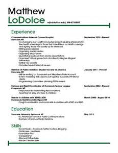Copy A Resume by Resume Graphics 217 A