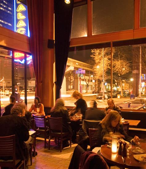 The Citys Non Bistro by Why Some Seattle Restaurants Are Doing Away With Tipping