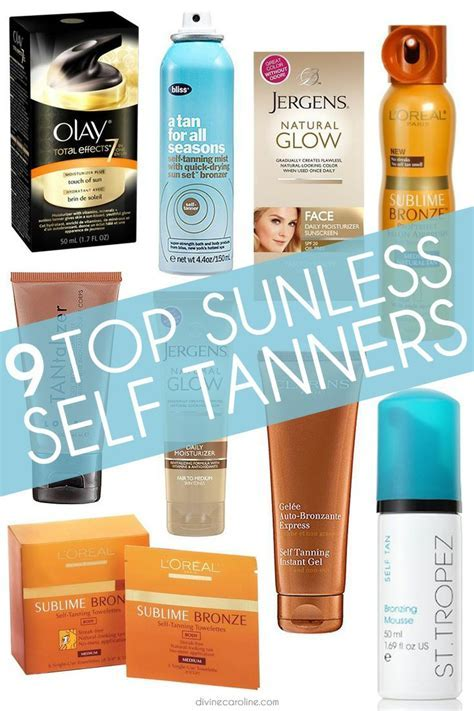 Best Sunless Tanners for Faking a Bronzed Glow the Healthy