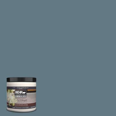 behr premium plus ultra 8 oz 540f 5 smokey blue interior exterior paint sle 540f 5u the
