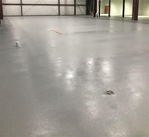 Flowcrete Flowfresh Flooring for Food Processors  Surface