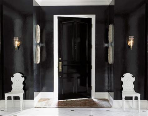 ways  decorate  minimalistic hallway