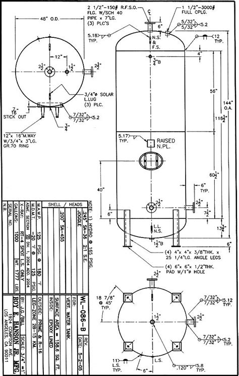 design criteria for water tank water storage tank water storage tank drawings