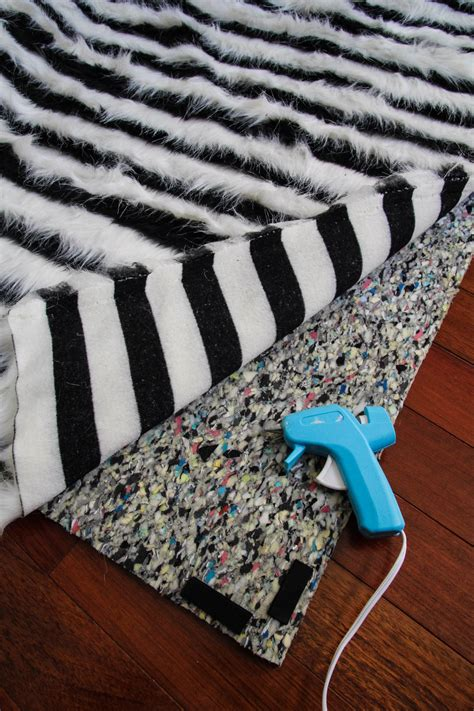 Diy Faux Fur Rug by Diy Faux Fur Rug Vein