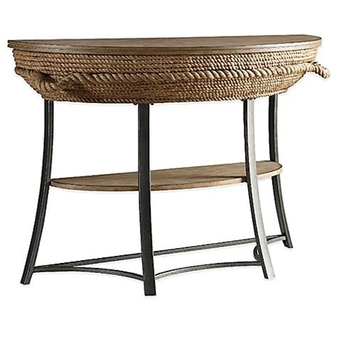 bed bath and beyond sofa table panama nautical sofa table bed bath beyond