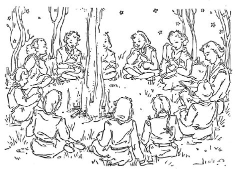 30 Cing Coloring Pages Coloringstar Free Coloring Pages For Scouts Free