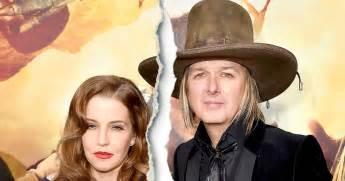 Lisa Marie Presley Files for Divorce From Michael Lockwood   Us Weekly