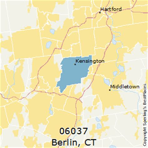 best places to live in berlin (zip 06037), connecticut