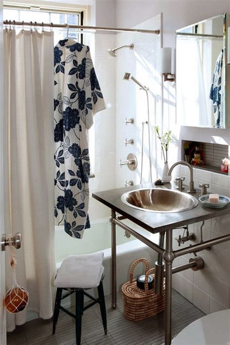 Eclectic Bathroom Ideas Small Eclectic Bathroom Designs Bungalowner