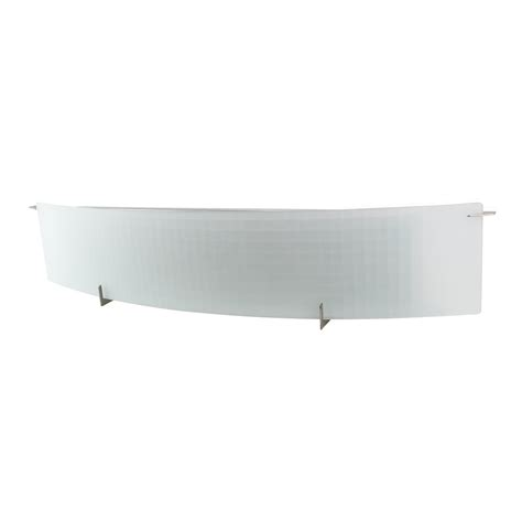 Stainless Steel Bathroom Light Fixtures | premier lighting 103404 bn bathroom vanity light fixture
