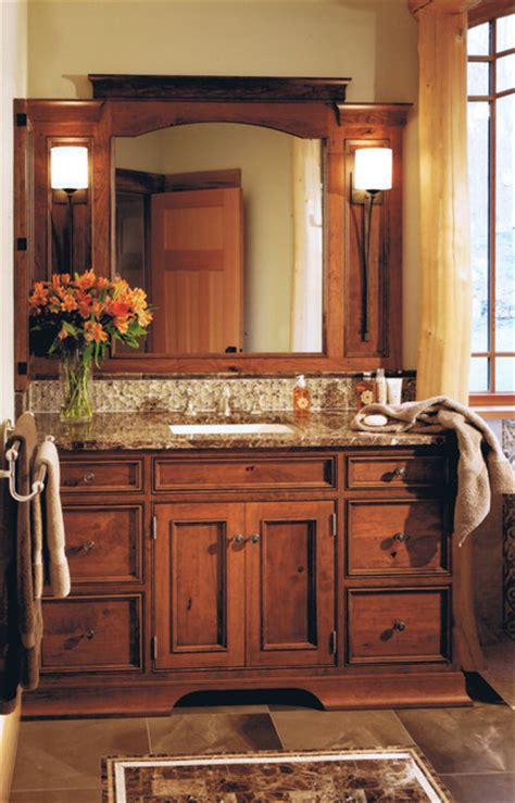 adirondack bathroom decor adirondack c rustic bathroom boston by asb