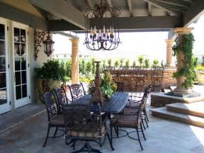 Outdoor Dining Furniture Ideas Opulent Outdoor Dining Space Hgtv