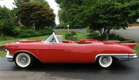 57 Cadillac Convertible by 1957 Cadillac Eldorado Biarritz Convertible 137728