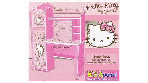 Meja Belajar Anak Big Panel meja belajar hello sd kt 9007 ml kea panel