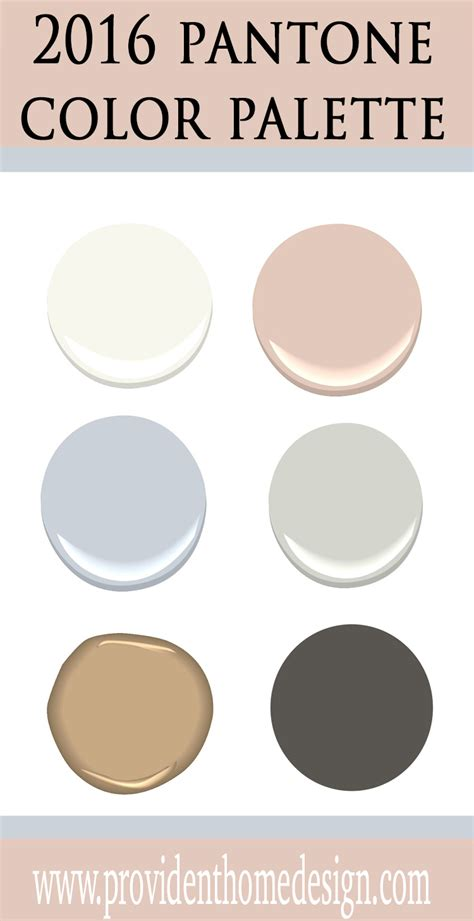 benjamin moore pantone pantone s 2016 color of the year cores paletas de cores