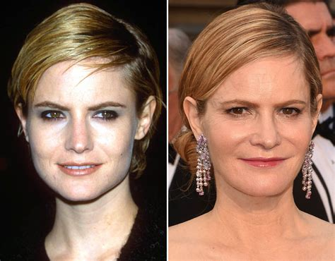 jennifer jason leigh early years jennifer jason leigh then and now hollywood cover girls