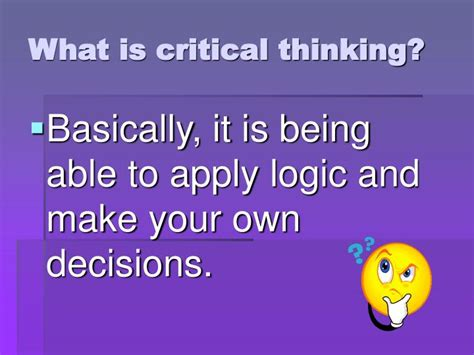 the critical mind make better decisions improve your judgment and think a step ahead of others books ppt choices powerpoint presentation id 4322969