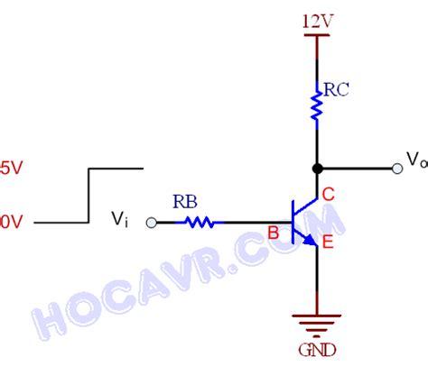 transistor trong li mạch cầu h