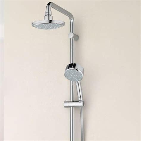 Grohe Shower Set New Tempesta 200 With Shower 27389000 grohe tempesta new cosmopolitan душевая система купить в минске недорого характеристики