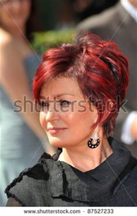 step by step sharon oysborne hair cut sharon osbourne hairstyle trends sharon osbourne