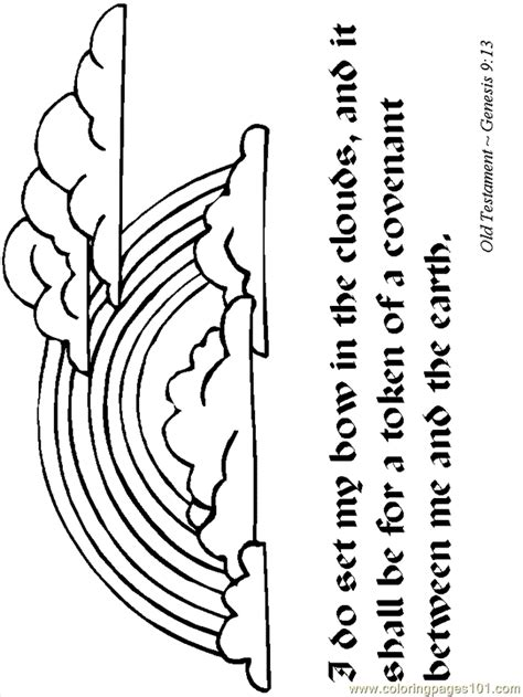 coloring pages noah s ark rainbow coloring pages noah and the ark bible peoples gt noah and