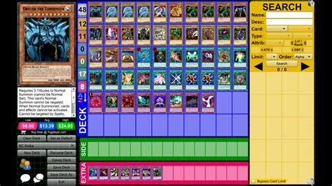 yugi deck liste battle city kaiba deck by kaibaduel on deviantart