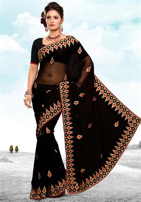 Baju India Modern 11 contoh model baju sari india modern terbaru 2016