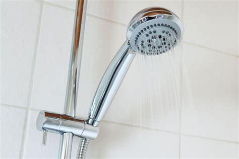 how do you take a shower momstart