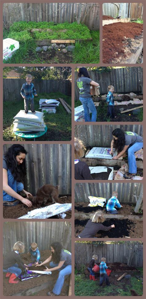 Preparing Vegetable Beds For Spring Lasagna Gardening Preparing A Vegetable Garden Bed