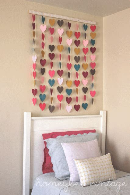 37 Diy Ideas For Teenage Girl S Room Decor Diy Wall Decor Ideas For Bedroom