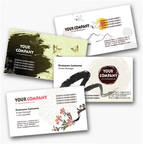 free personal business card templates 30 top level collection of business card templates for