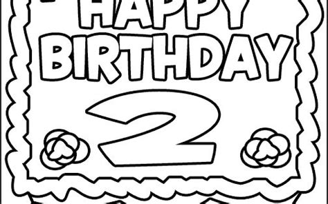 birthday coloring pages   birthday google search
