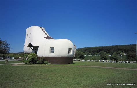 the shoe house pa retro roadmap the haines shoe house in hallam pa national trust for historic