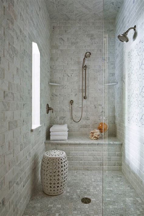 two shower heads two shower heads bathroom scandinavian with c m studio